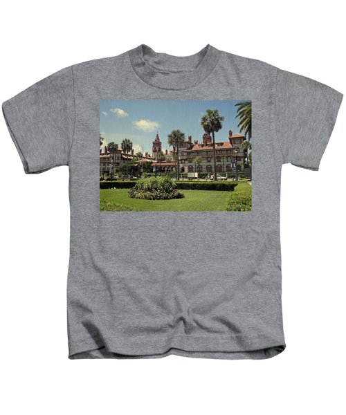 Flagler College Kids T-Shirt