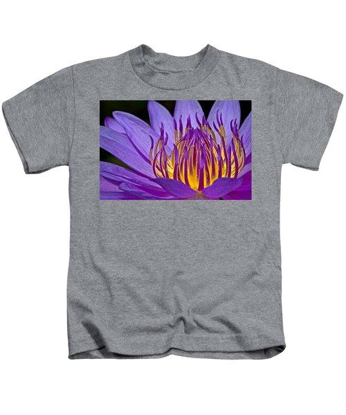 Flaming Heart Kids T-Shirt