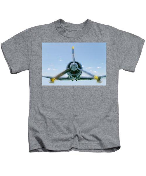 Flight In Color Kids T-Shirt