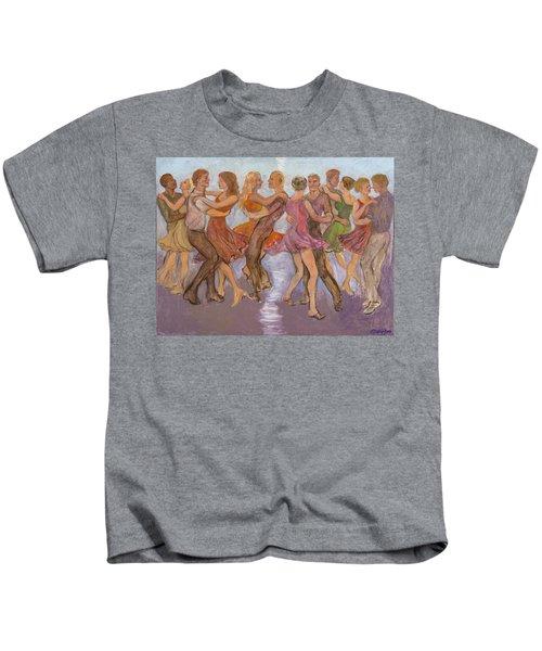 Flirtation Reel Kids T-Shirt