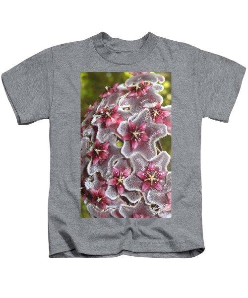 Floral Presence - Signed Kids T-Shirt