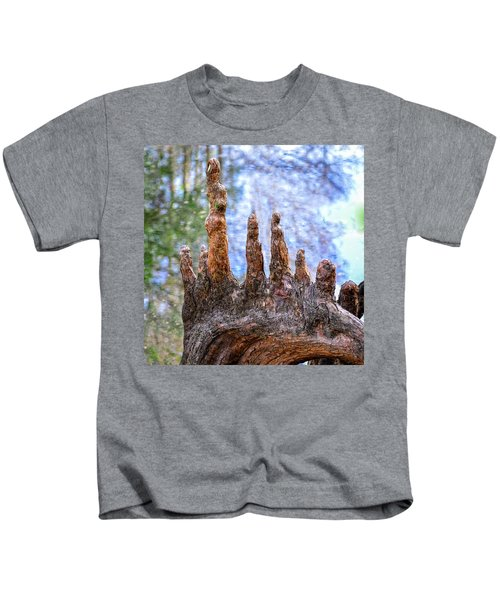 Florida Cypress Knee Kids T-Shirt