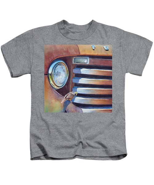 Ford And Wren Kids T-Shirt