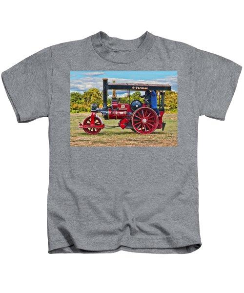 Fowler Road Roller Kids T-Shirt