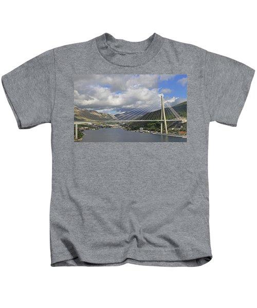 Franjo Tudman Bridge Kids T-Shirt