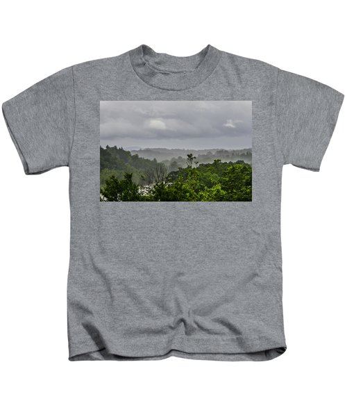 French Broad River Kids T-Shirt