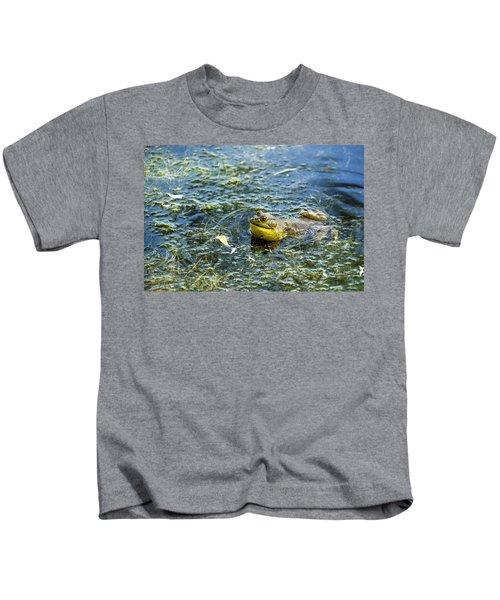 Frog Song Kids T-Shirt