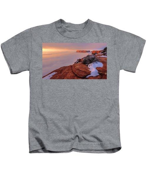 Frozen Mesa Kids T-Shirt