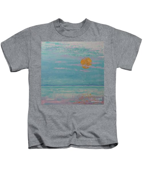 Full Moon In May Kids T-Shirt