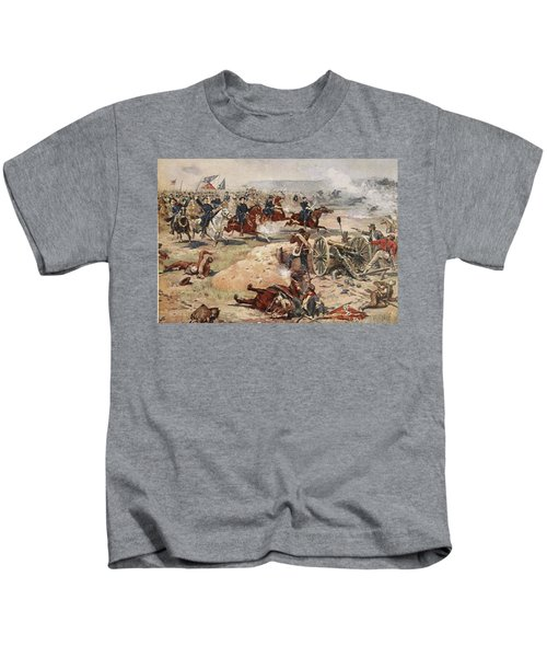 General Sheridans Final Charge Kids T-Shirt