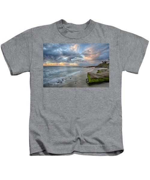 Gentle Sunset Kids T-Shirt