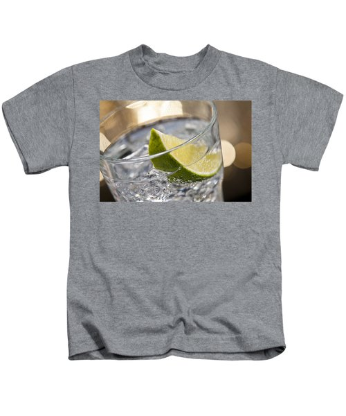 Gin Tonic Cocktail Kids T-Shirt