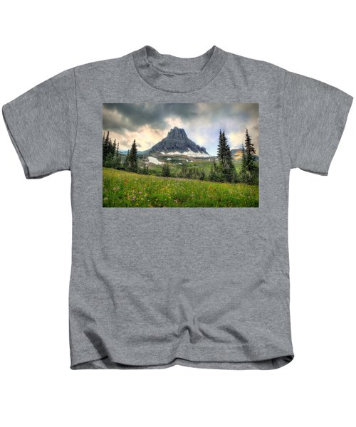 Glacier Meadows Kids T-Shirt