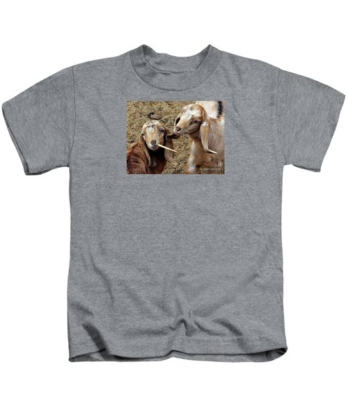 Goats #2 Kids T-Shirt