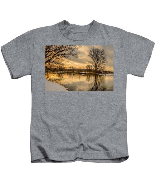 Golden Light Kids T-Shirt