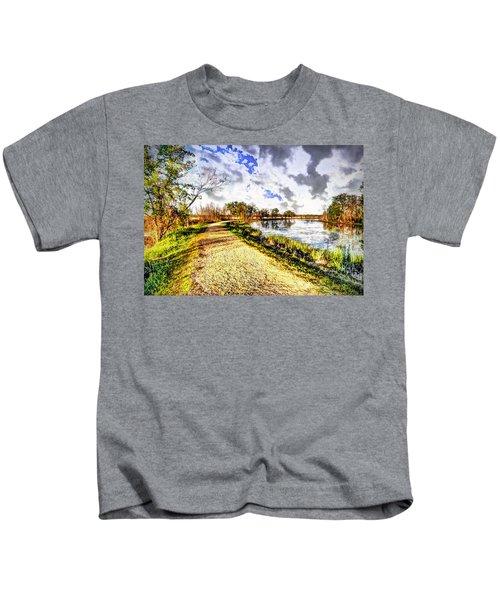 Golden Path Kids T-Shirt