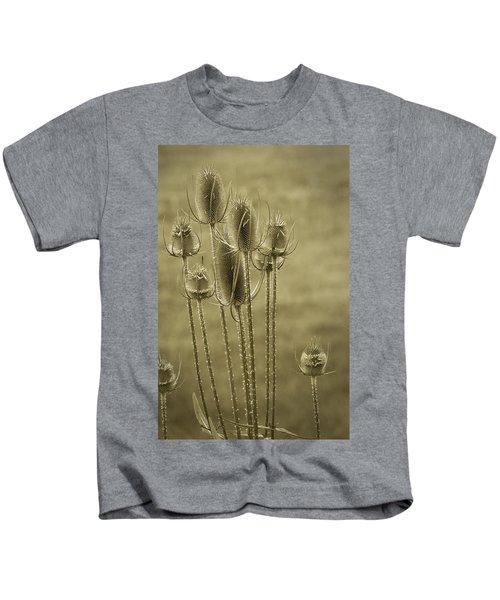 Golden Thistles Kids T-Shirt