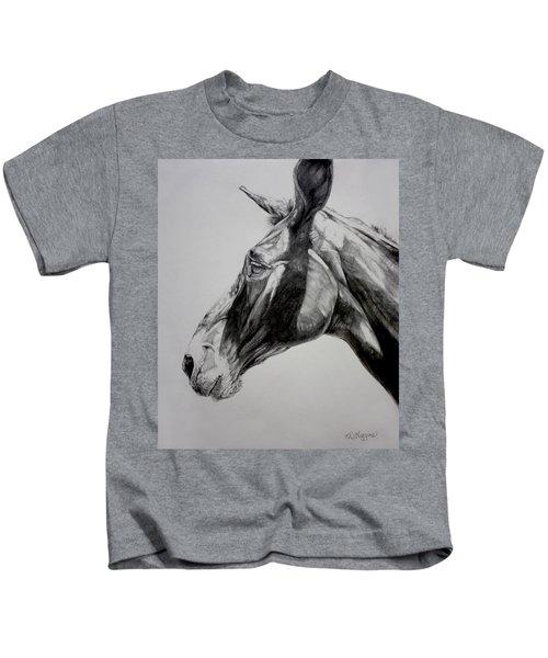 Grand Canyon Mule Kids T-Shirt