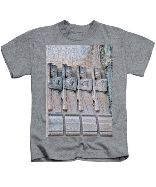 Grant Hall Cadet Fresco Kids T-Shirt