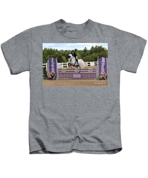 Grey Jumper Kids T-Shirt