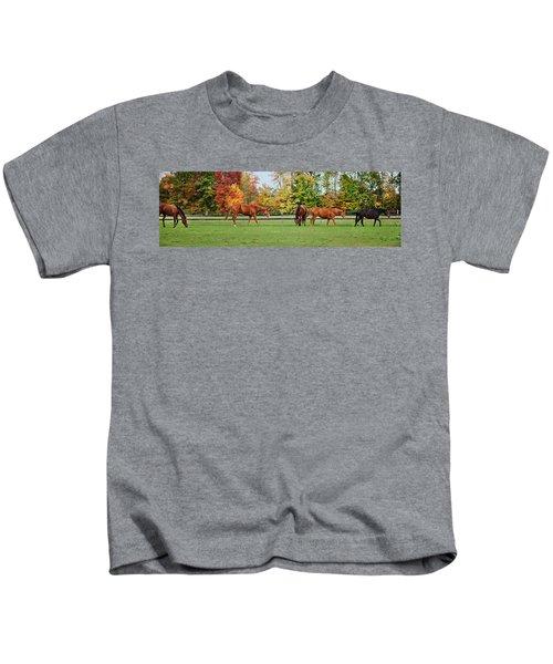 Group Activity Kids T-Shirt