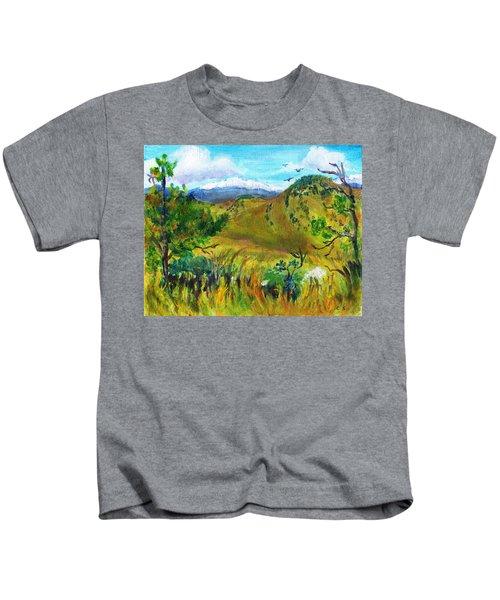 Guilty Pleasures Kids T-Shirt