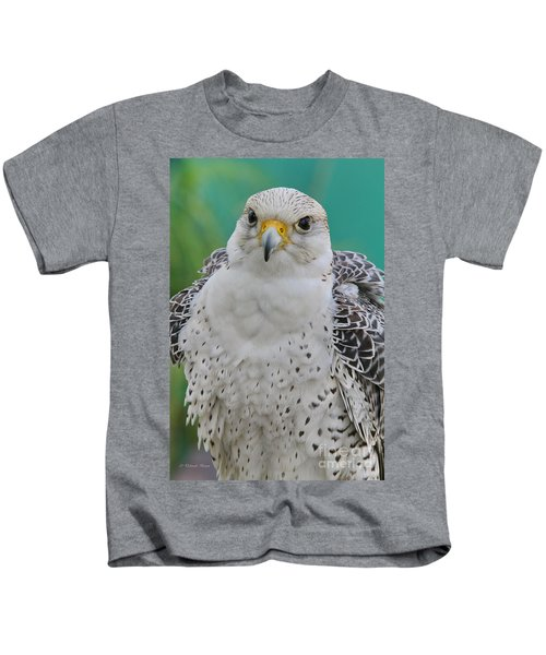 Gyrfalcon Kids T-Shirt