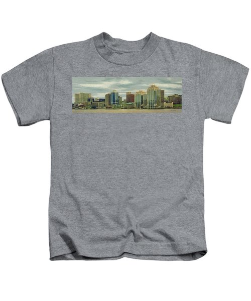 Halifax From The Harbour Kids T-Shirt