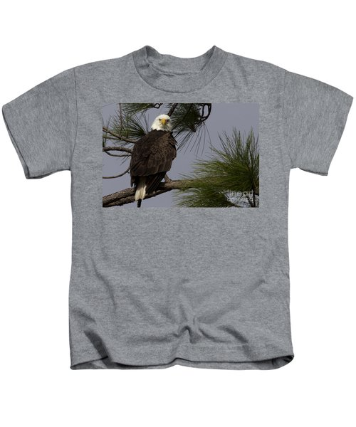 Harriet The Bald Eagle Kids T-Shirt