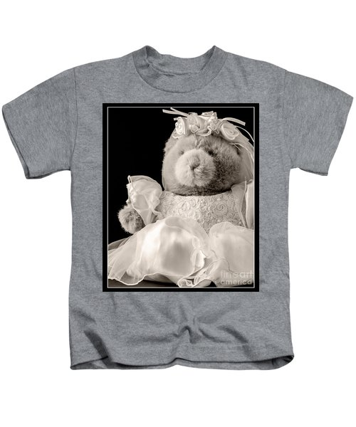 Here Comes The Bride Kids T-Shirt