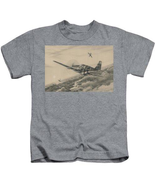 High-angle Snapshot Kids T-Shirt