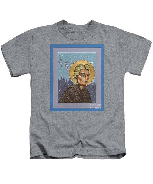 Holy Prophet Dorothy Day 154 Kids T-Shirt