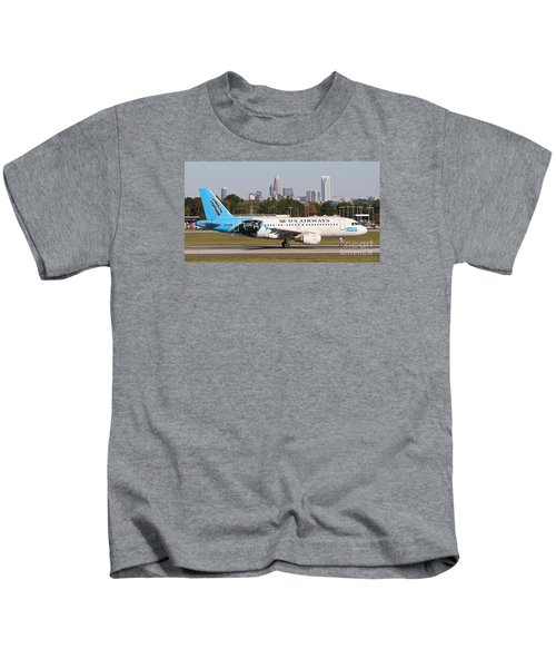 Home Of The Panthers Kids T-Shirt