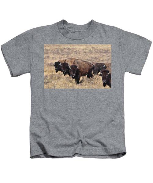 Home On The Range Kids T-Shirt