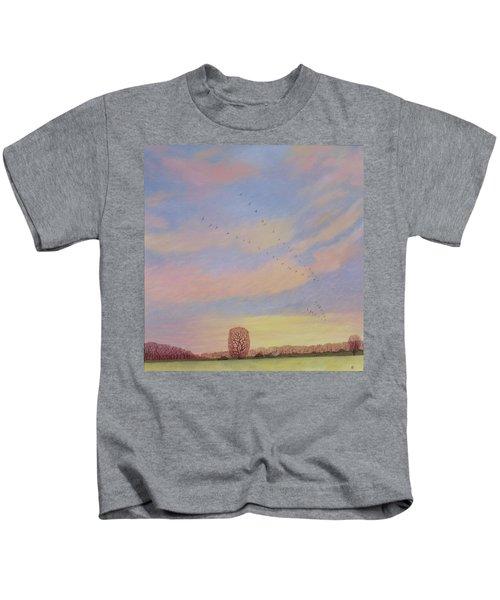 Homeward Kids T-Shirt by Ann Brian