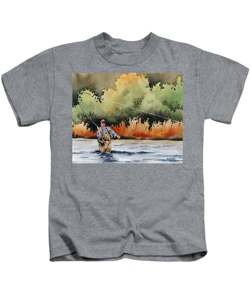 Hooked Up Kids T-Shirt