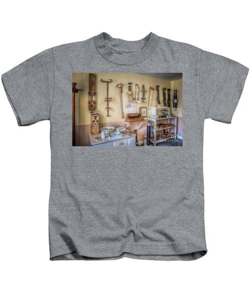 Hospital Museum Kids T-Shirt