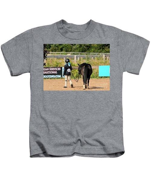 Hunter Walk Kids T-Shirt