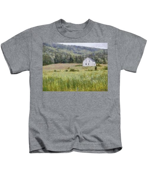 Idyllic Isolation Kids T-Shirt