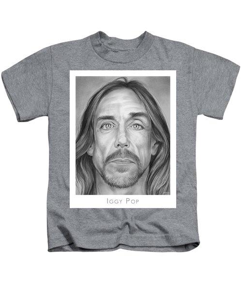 Iggy Pop Kids T-Shirt