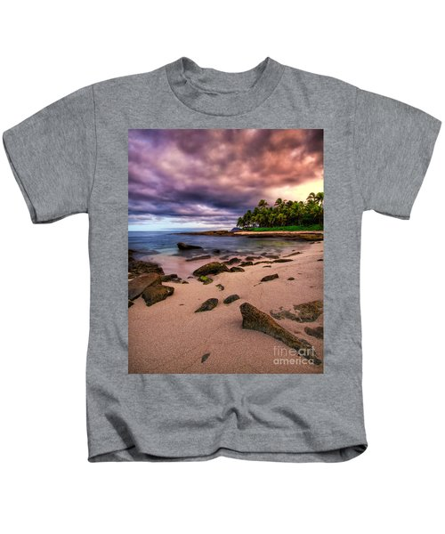 Iluminated Beach Kids T-Shirt