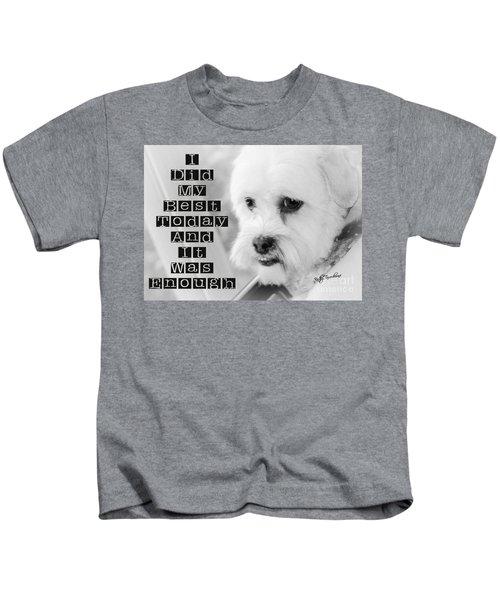 I'm Enough Kids T-Shirt