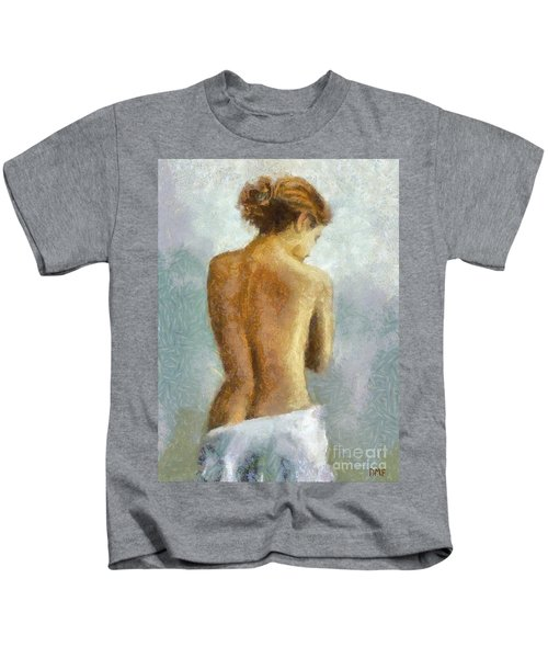 In Anticipation Kids T-Shirt