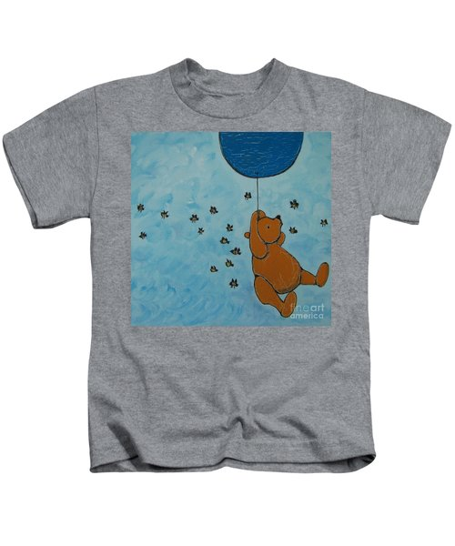 In The Pursuit Of Honey Kids T-Shirt