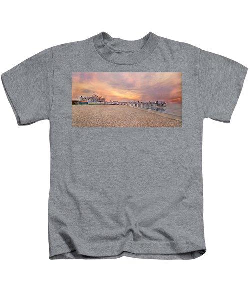 Inspirational Theater Old Orchard Beach  Kids T-Shirt