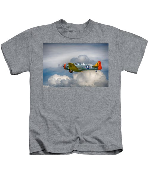 Into The Wild Blue Kids T-Shirt