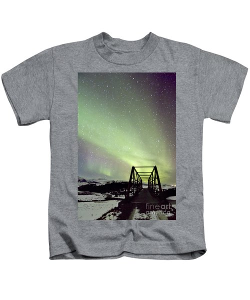 It Came Upon A Midnight Clear Kids T-Shirt