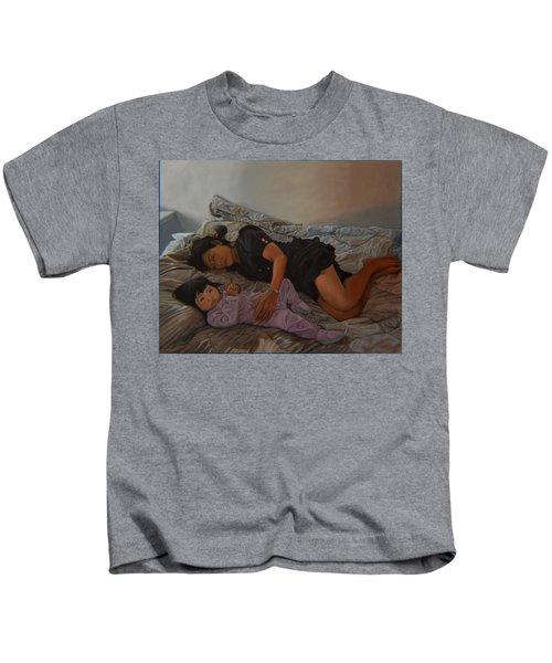January Afternoon Mukilteo Washington Kids T-Shirt