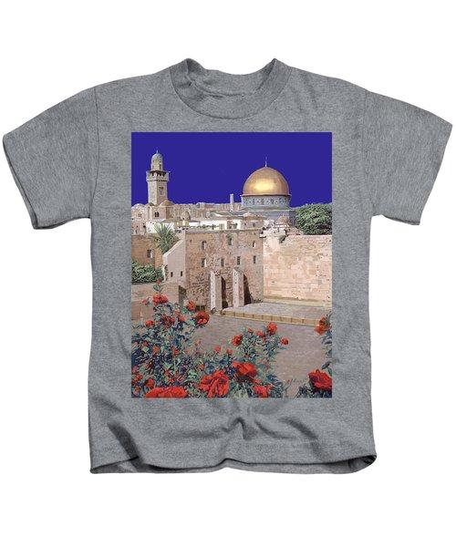 Jerusalem Kids T-Shirt