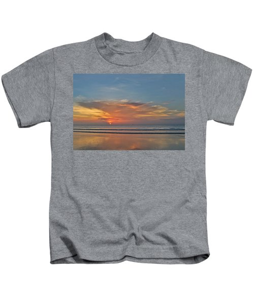Jordan's First Sunrise Kids T-Shirt